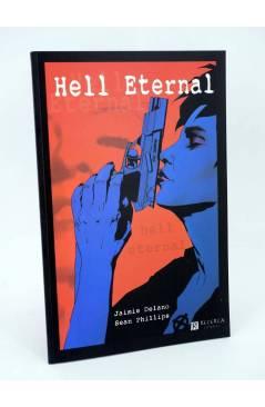 Cubierta de HELL ETERNAL (Jamie Delano / Sean Philips) Recerca 2004