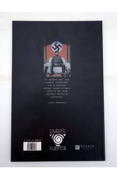 Contracubierta de HELL ETERNAL (Jamie Delano / Sean Philips) Recerca 2004