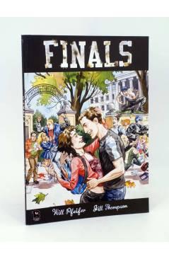 Cubierta de FINALS (Will Pfeifer / Jill Thompson) Recerca 2005