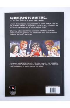Contracubierta de FINALS (Will Pfeifer / Jill Thompson) Recerca 2005