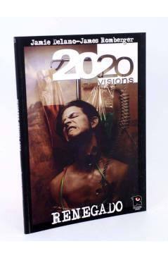 Cubierta de 2020 VISIONS 3. RENEGADO (Jamie Delano / Warren Pleece) Recerca 2004