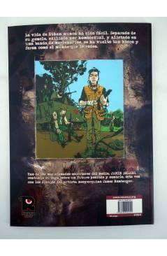 Contracubierta de 2020 VISIONS 3. RENEGADO (Jamie Delano / Warren Pleece) Recerca 2004