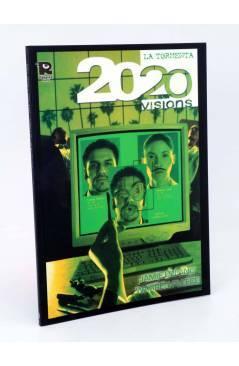 Cubierta de 2020 VISIONS 2. LA TORMENTA (Jamie Delano / James Romberger) Recerca 2005