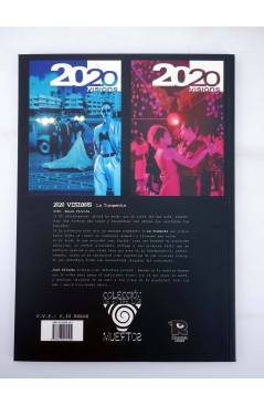 Muestra 1 de 2020 VISIONS 2. LA TORMENTA (Jamie Delano / James Romberger) Recerca 2005