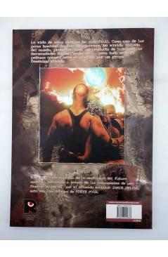 Contracubierta de 2020 VISIONS 4. REPRO MAN (Jamie Delano / Steve Pugh) Recerca 2005