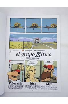 Muestra 1 de HAZEROS INOX. REPARTIDORES DE CERVEZA (Pau) Recerca 2004