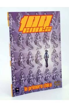 Cubierta de 100 GIRLS 1. LA PRIMERA CHICA (Adam Gallardo / Todd Demong) Recerca 2005