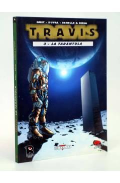 Cubierta de CI FI 14. TRAVIS 3. LA TARÁNTULA (Fred Duval / Christophe Quet) Recerca 2006