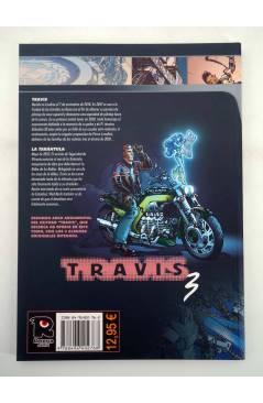 Muestra 3 de CI FI 14. TRAVIS 3. LA TARÁNTULA (Fred Duval / Christophe Quet) Recerca 2006