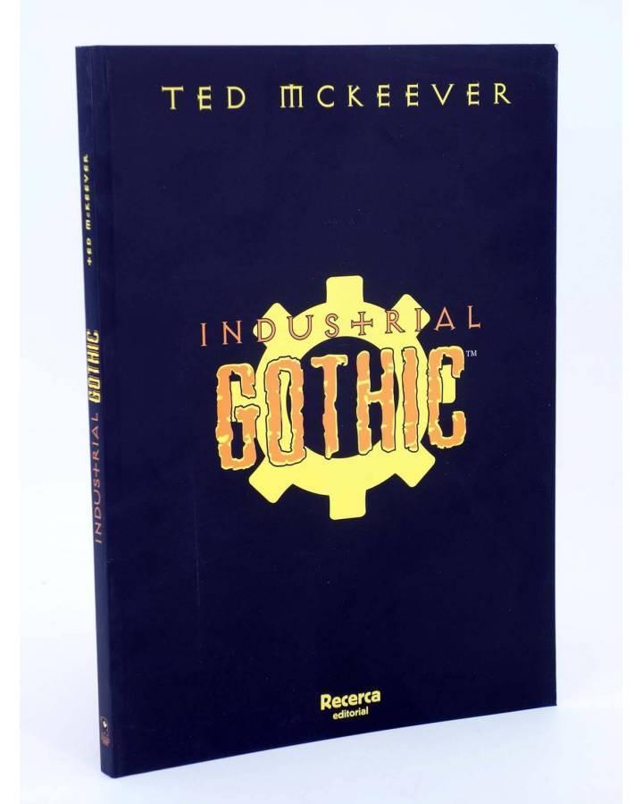 Cubierta de INDUSTRIAL GOTHIC (Ted Mckeever) Recerca 2006