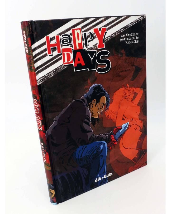 Cubierta de HAPPY DAYS (Massacre) Recerca 2010