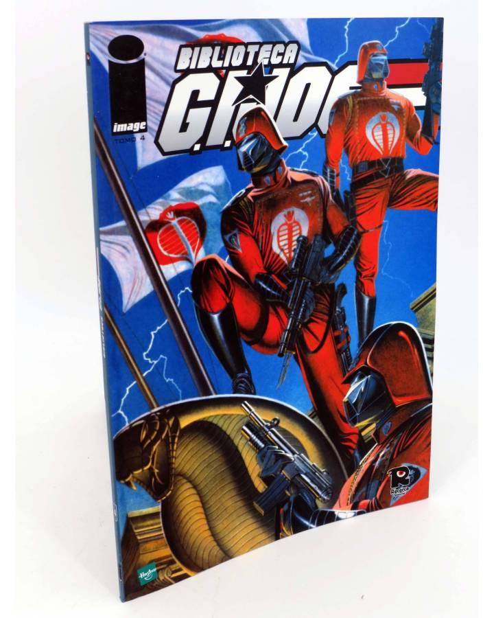 Cubierta de BIBLIOTECA G.I. JOE GI JOE 4 (Vvaa) Recerca 2007