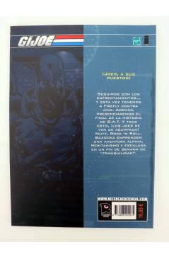 Contracubierta de BIBLIOTECA G.I. JOE GI JOE 4 (Vvaa) Recerca 2007