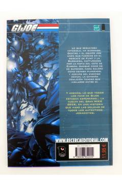 Contracubierta de BIBLIOTECA G.I. JOE GI JOE 5 (Vvaa) Recerca 2007