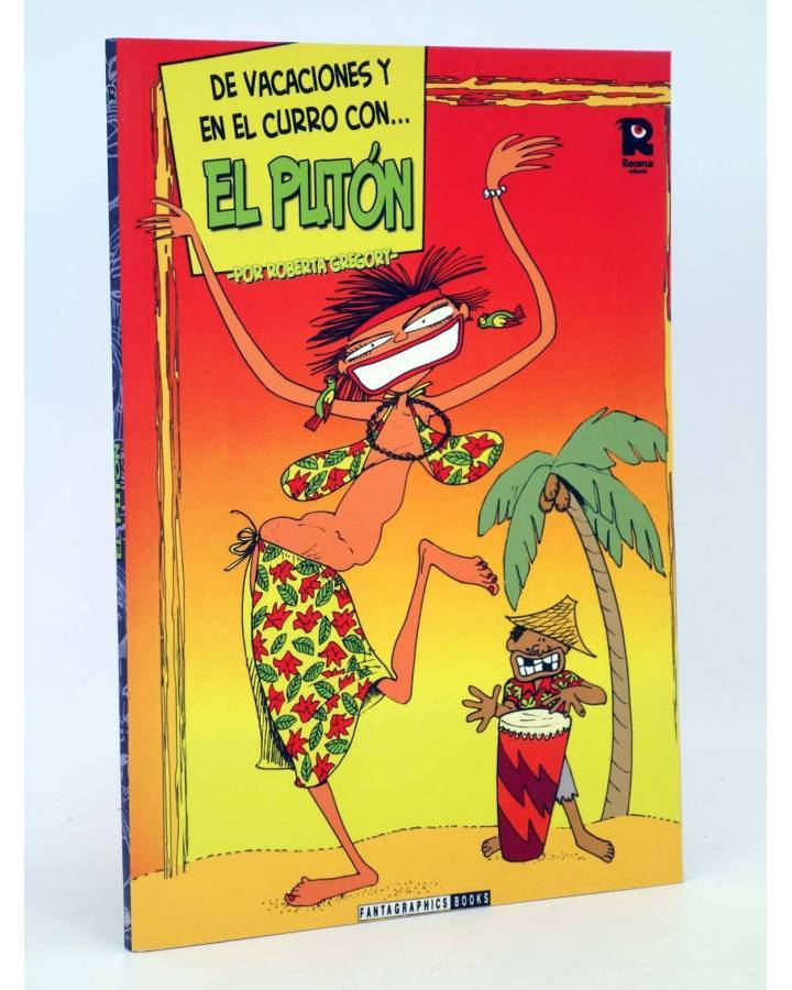 Cubierta de BITCHY BITCH. PUTÓN VACACIONES Y EN EL CURRO (Roberta Gregory) Recerca 2003