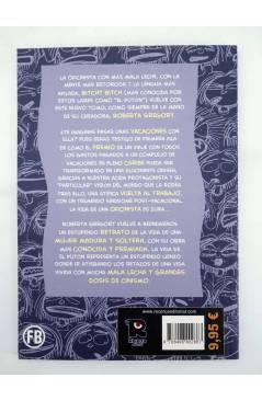Contracubierta de BITCHY BITCH. PUTÓN VACACIONES Y EN EL CURRO (Roberta Gregory) Recerca 2003