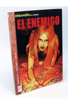 Cubierta de EL ENEMIGO (Thierry Robberecht / Alberto Pagliaro) Dreamers 2008