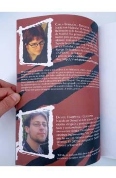 Muestra 3 de HIRE. EL TERRIBLE VAMPIRO SAMURAI (Carla Berrocal) Recerca 2004