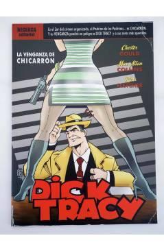 Contracubierta de DICK TRACY 1 Y 2. COMPLETA (Chester Gould / Max Allan Collins / R. Fletcher) Recerca 2005