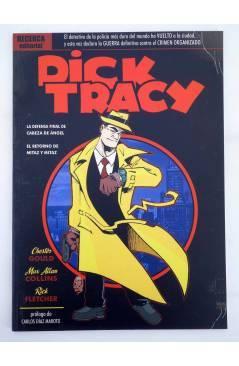 Muestra 4 de DICK TRACY 1 Y 2. COMPLETA (Chester Gould / Max Allan Collins / R. Fletcher) Recerca 2005