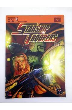 Muestra 4 de HAL 6 Y 7. . STARSHIP TROOPERS 1 Y 2 COMPLETA (Tony Lee / Rod Reis / Sam Hart) Recerca 2006