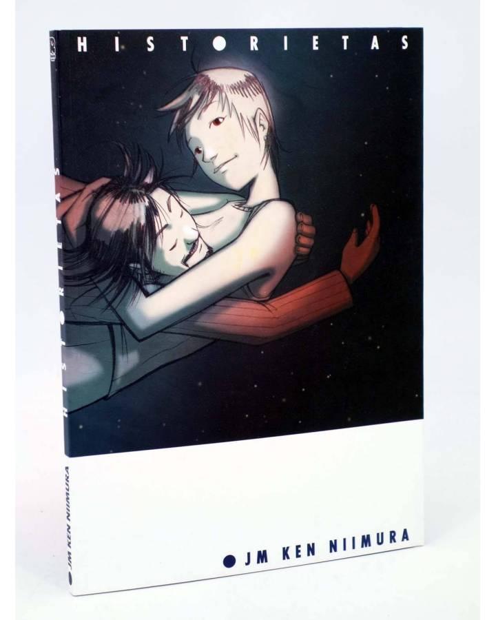 Cubierta de HISTORIETAS (Ken Niimura) Recerca 2005