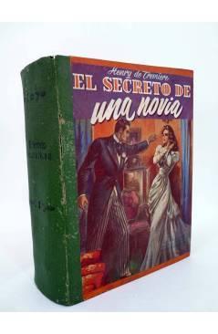 Muestra 5 de EL SECRETO DE UNA NOVIA. COMPLETA 3 TOMOS. 4480 PÁGS (Henry De Tremière) No acreditada 1930