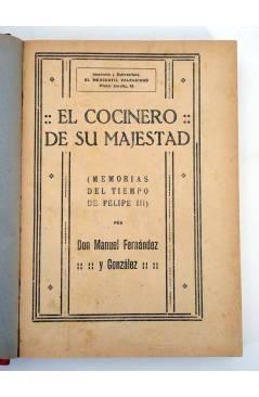 Muestra 7 de LUCRECIA BORGIA: MEMORIAS DE SATANÁS (Manuel Fernández Y González) El Mercantil Valenciano 1920