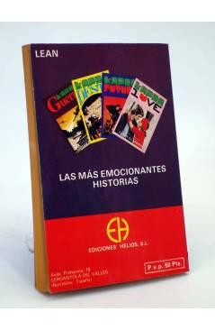 Contracubierta de KAPRA GUERRA 2. LOS COBARDES TAMBIÉN MUEREN (Peter Kapra) Helios Barc. 1982