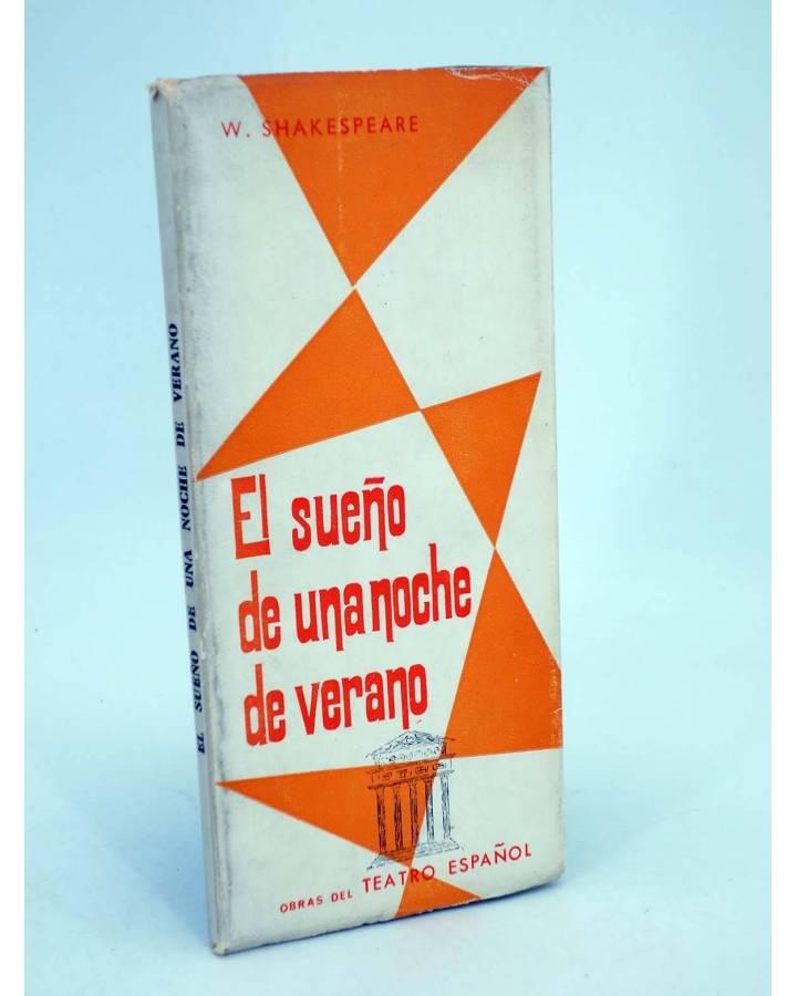 Cubierta de EL SUEÑO DE UNA NOCHE DE VERANO (William Shakespeare) Nacional 1964
