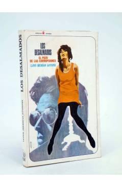 Cubierta de MUTANTE 4. LOS DESALMADOS. EL POZO DE LAS CORRUPCIONES (Lloyd Sheridan / Santonix) Antalbe 1970