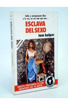 Cubierta de DIFERENTE 18. ESCLAVA DEL SEXO (Tom Kalper) Ceres 1979