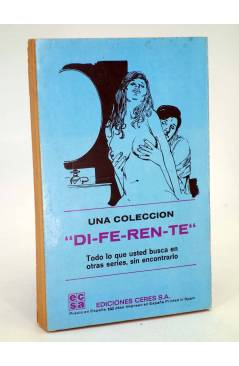 Contracubierta de DIFERENTE 18. ESCLAVA DEL SEXO (Tom Kalper) Ceres 1979