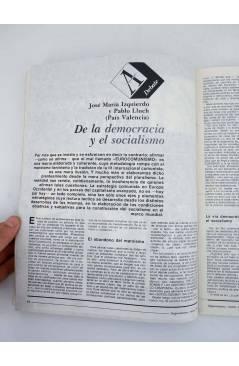 Muestra 2 de REVISTA ARGUMENTOS 19. ENERO (Vvaa) Pronto 1979