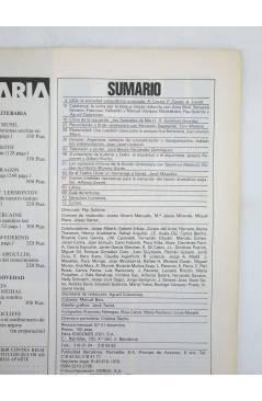 Contracubierta de EL VIEJO TOPO 51. REVISTA MENSUAL. DIC 1980 (Vvaa) Ediciones 2001 1980
