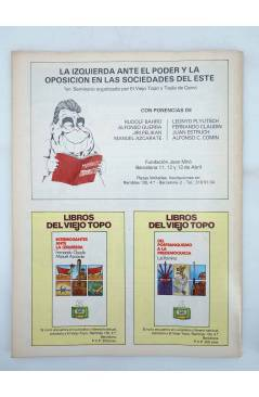Muestra 1 de EL VIEJO TOPO 43. REVISTA MENSUAL. ABRIL 1980 (Vvaa) Ediciones 2001 1980