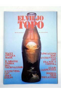 Cubierta de EL VIEJO TOPO 39. REVISTA MENSUAL. DICIEMBRE 1979 (Vvaa) Ediciones 2001 1979