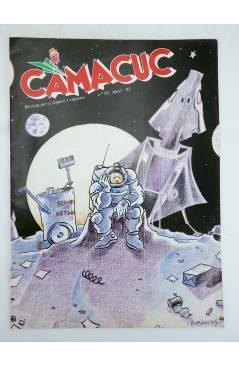 Cubierta de CAMACUC. REVISTA PER A XIQUETS I XIQUETES 85 (Sanchís Palop Cabo Gimeno) FECPV 1993