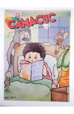 Cubierta de CAMACUC. REVISTA PER A XIQUETS I XIQUETES 86 (Sanchís Palop Fraile Gimeno) FECPV 1993