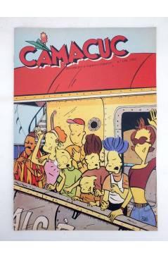 Muestra 1 de CAMACUC. REVISTA PER A XIQUETS I XIQUETES. LOTE DE 11 DIF (Sanchís Micharmut Etc) FECPV 1990