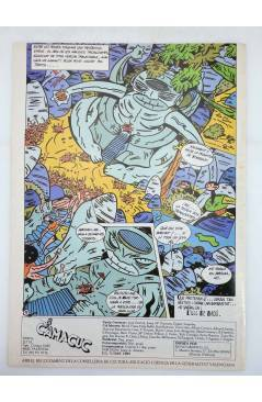 Muestra 4 de CAMACUC. REVISTA PER A XIQUETS I XIQUETES. LOTE DE 11 DIF (Sanchís Micharmut Etc) FECPV 1990