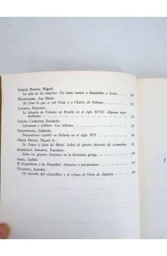 Muestra 2 de 1616 MIL SEISCIENTOS DIECISÉIS I. ANUARIO 1978 1978 (Vvaa) Facultad de Filología UCM 1978