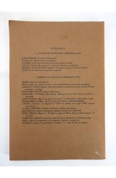 Muestra 3 de 1616 MIL SEISCIENTOS DIECISÉIS I. ANUARIO 1978 1978 (Vvaa) Facultad de Filología UCM 1978