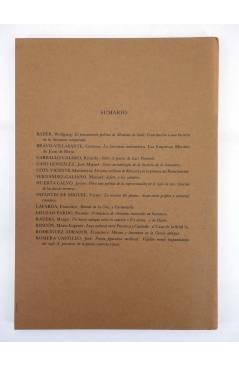 Muestra 2 de 1616 MIL SEISCIENTOS DIECISÉIS III. ANUARIO 1980 1980 (Vvaa) Facultad de Filología UCM 1980