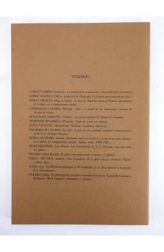 Muestra 2 de 1616 MIL SEISCIENTOS DIECISÉIS IV. ANUARIO 1981 1981 (Vvaa) Facultad de Filología UCM 1981