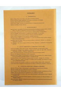 Muestra 4 de 1616 MIL SEISCIENTOS DIECISÉIS X. ANUARIO 1996 1996 (Vvaa) Facultad de Filología UCM 1996