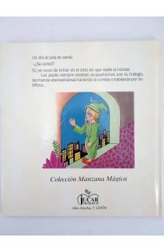 Muestra 2 de COLECCIÓN MANZANA MÁGICA. ENCIENDELUNAS (Jesús Zatón / Gabi Fernández) Júcar 1987