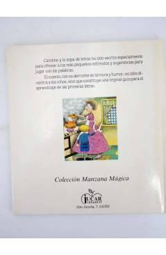 Muestra 1 de COLECCIÓN MANZANA MÁGICA. LA SOPA DE LETRAS (Fco Carantoña / Gaspar Meana) Júcar 1987