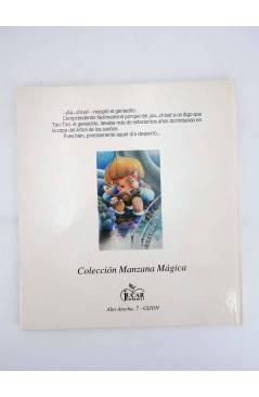 Muestra 1 de COLECCIÓN MANZANA MÁGICA. EL ÁRBOL DE LOS SUEÑOS (Jesús Zatón / Jorge García) Júcar 1985