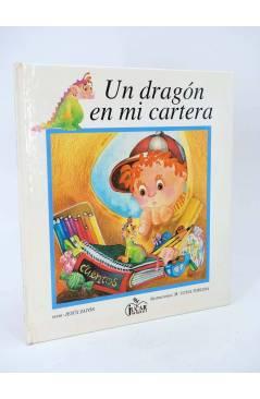 Cubierta de COLECCIÓN MANZANA MÁGICA. EN MI CARTERA (Jesús Zatón / M.ª Luísa Torcida) Júcar 1985